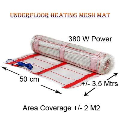 Under Tile Heating Mat 300W