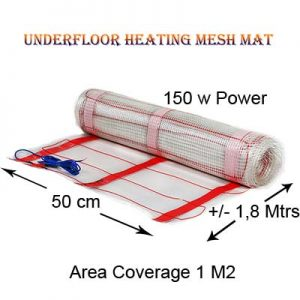 Underfloor Heating Mat 150 W