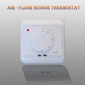 Air - Floor Sensor Thermostat 16 Amps
