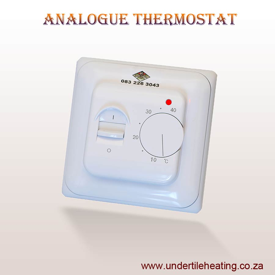 Analogue-Thermostat