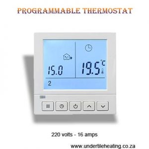 7 Days Programmable Thermostat