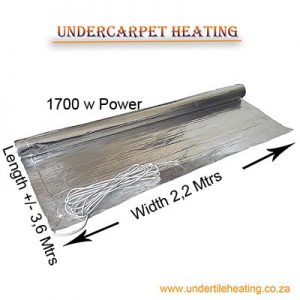Undercarpet-Heating-1700-W-Power